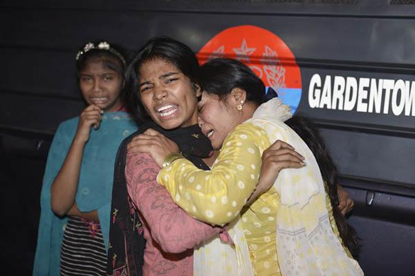 Lahore Blast |AFP / Arif Ali